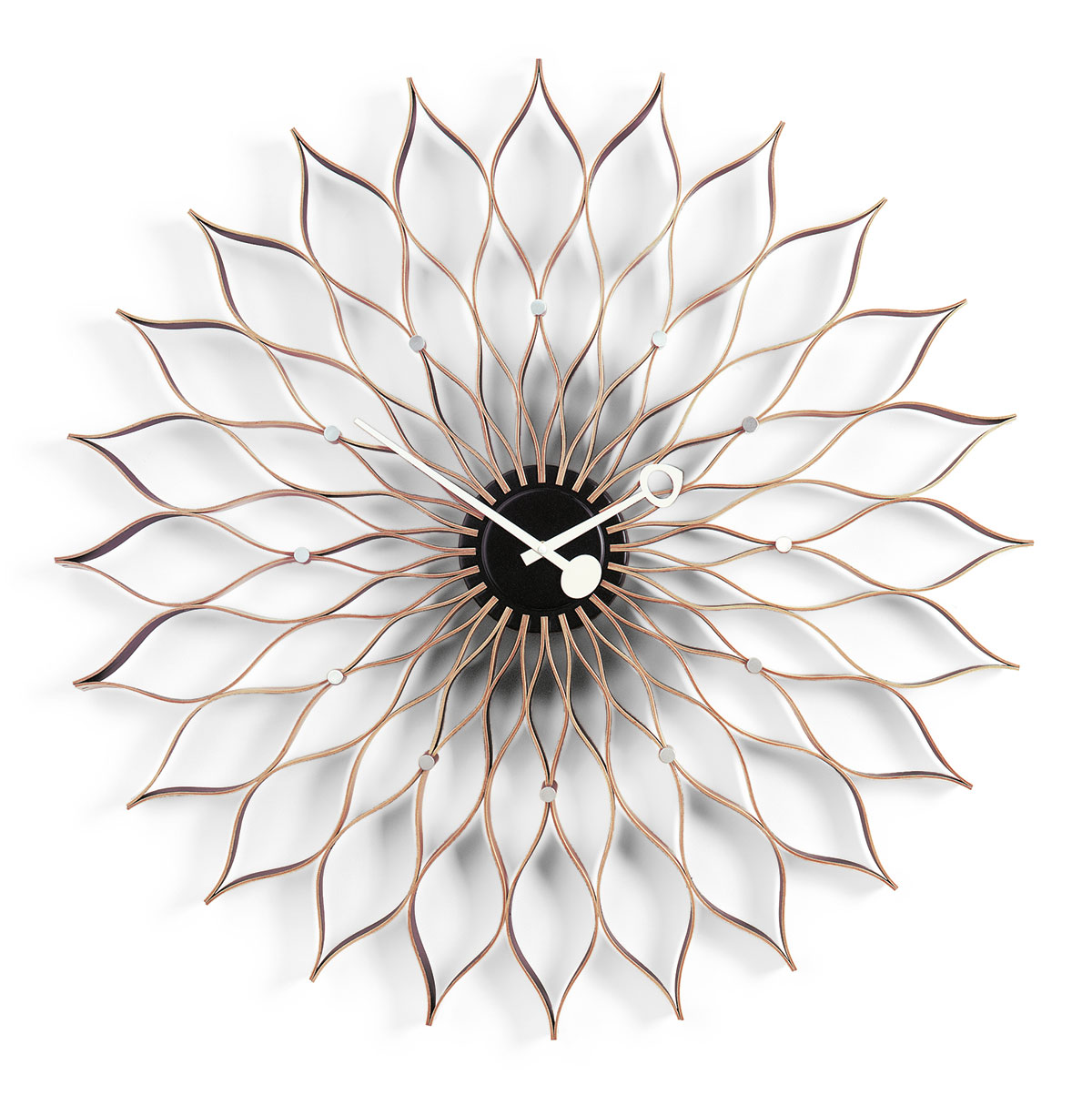 Vitra Sunflower Clock Av George Nelson 2rom
