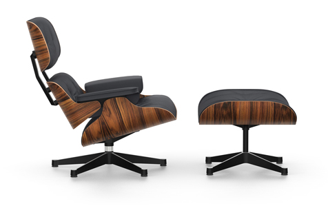 eames lounge chair and ottoman fra vitra 2rom